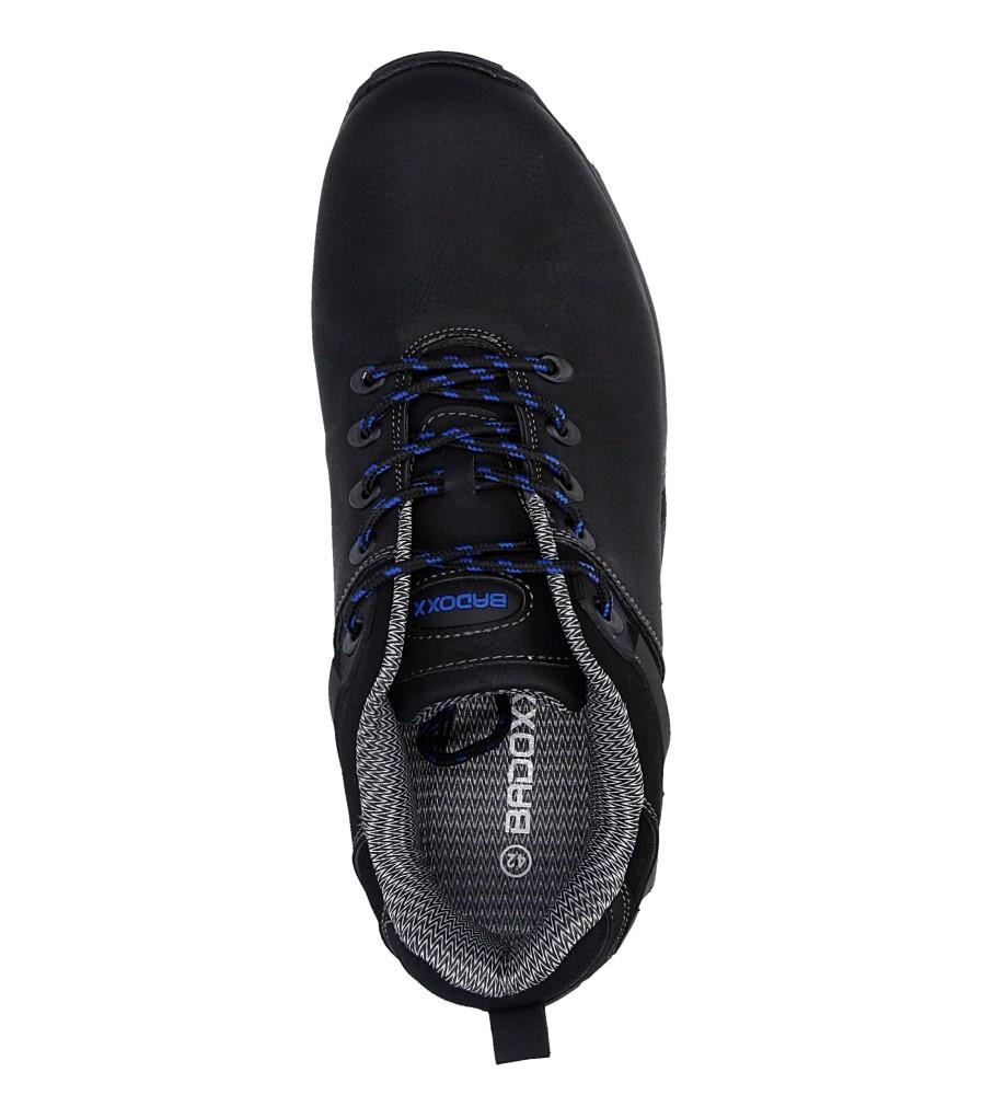 Męskie PÓŁBUTY CASU MXC9968 czarny;niebieski;