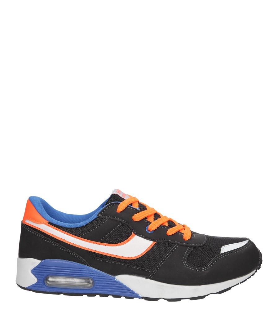 Męskie PÓŁBUTY CASU MXC7056 czarny;niebieski;pomarańczowy