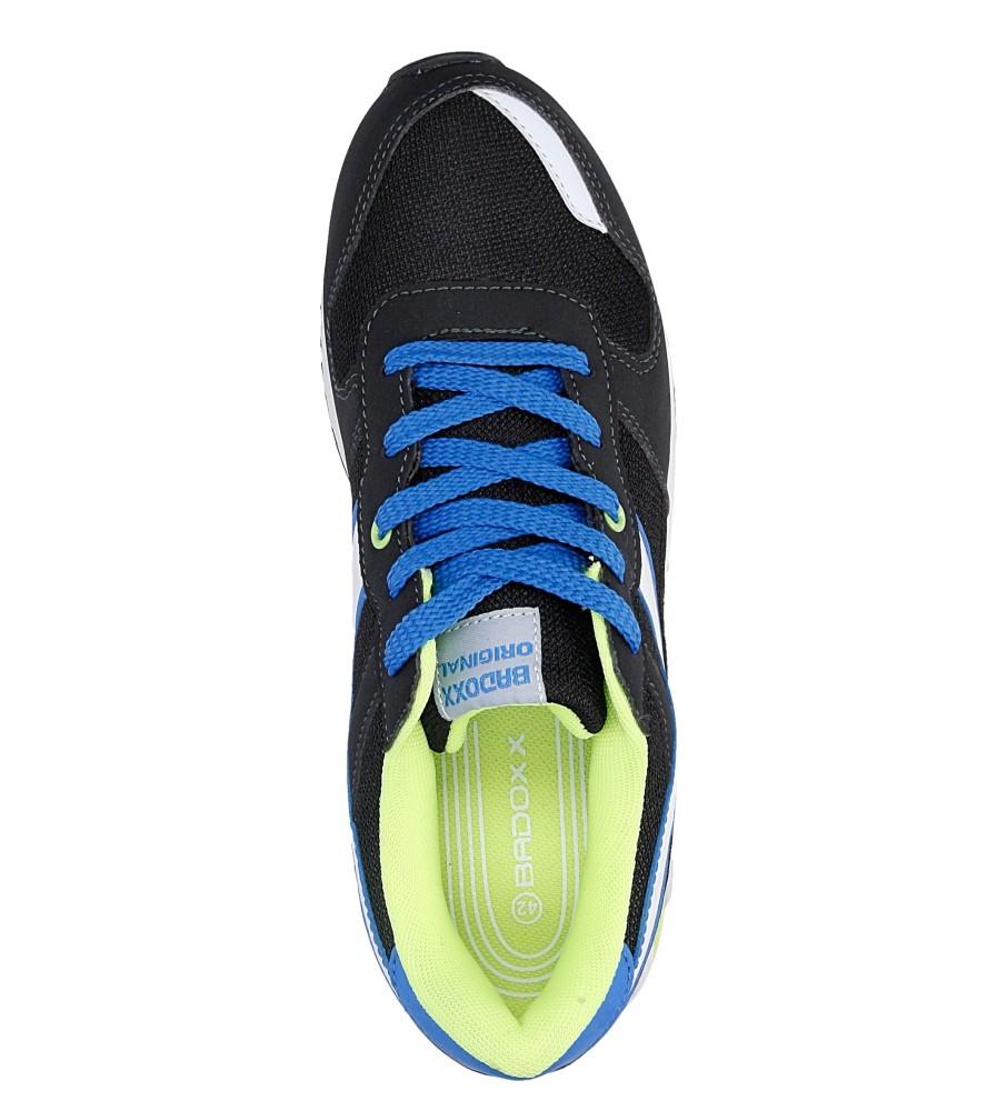 Męskie SPORTOWE CASU MXC7056 czarny;zielony;niebieski