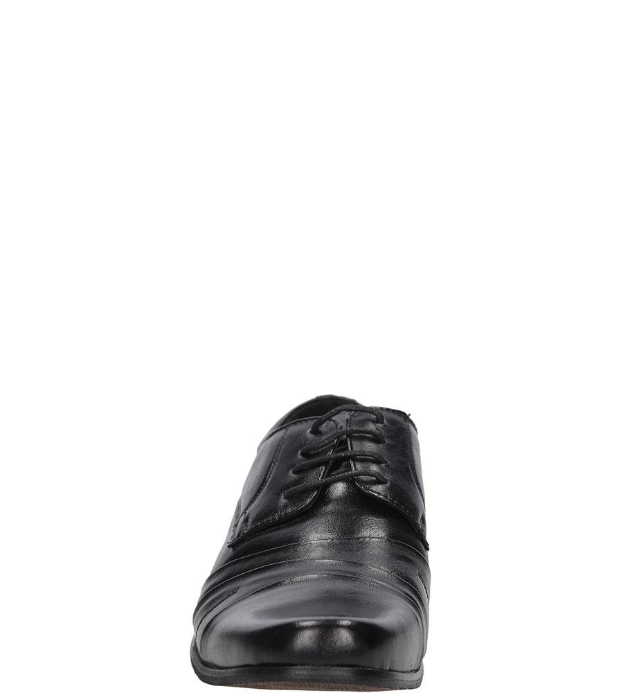 Męskie WIZYTOWE CASU MXC246L czarny;;