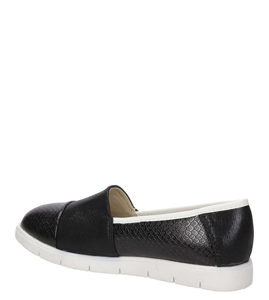 SLIP ON 5BL342 kolor czarny