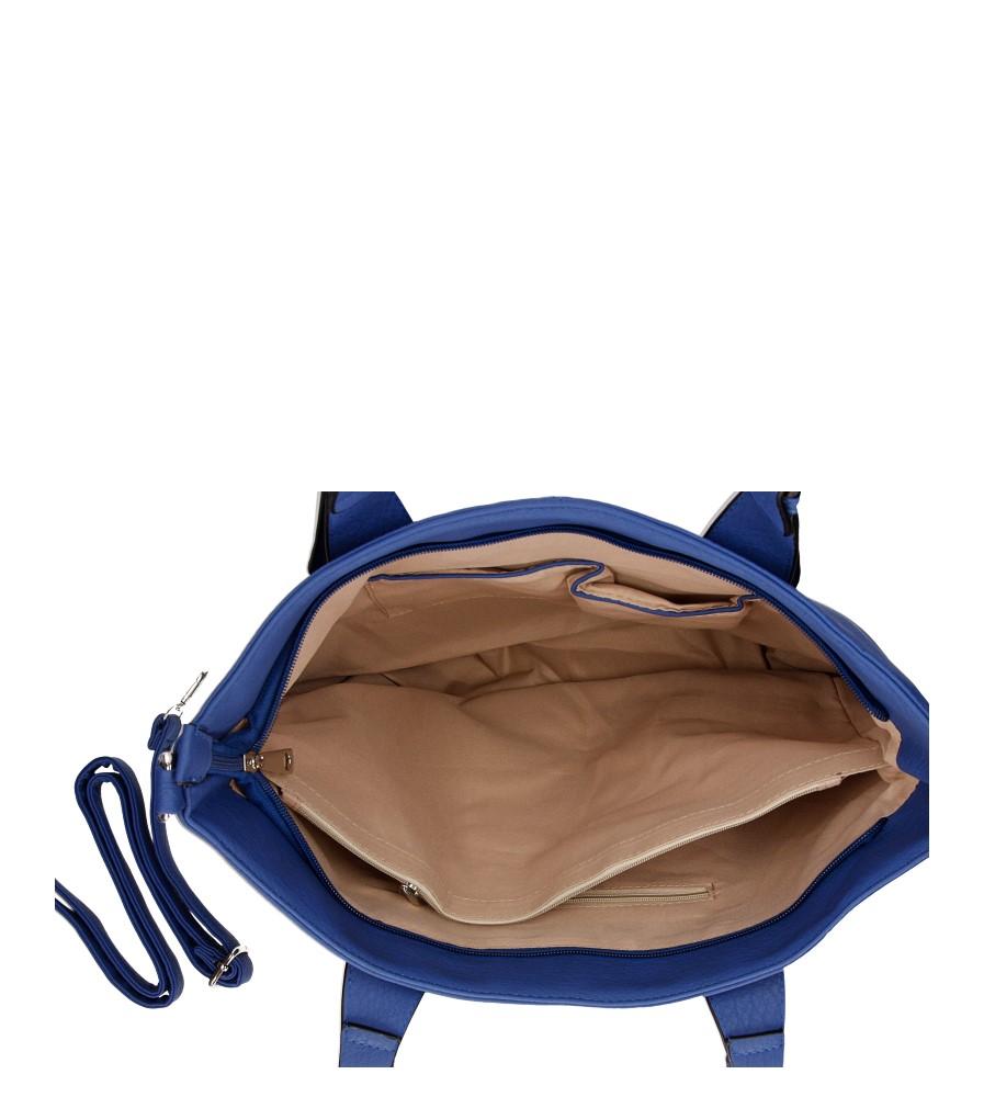 Damskie TOREBKA K92 niebieski;;