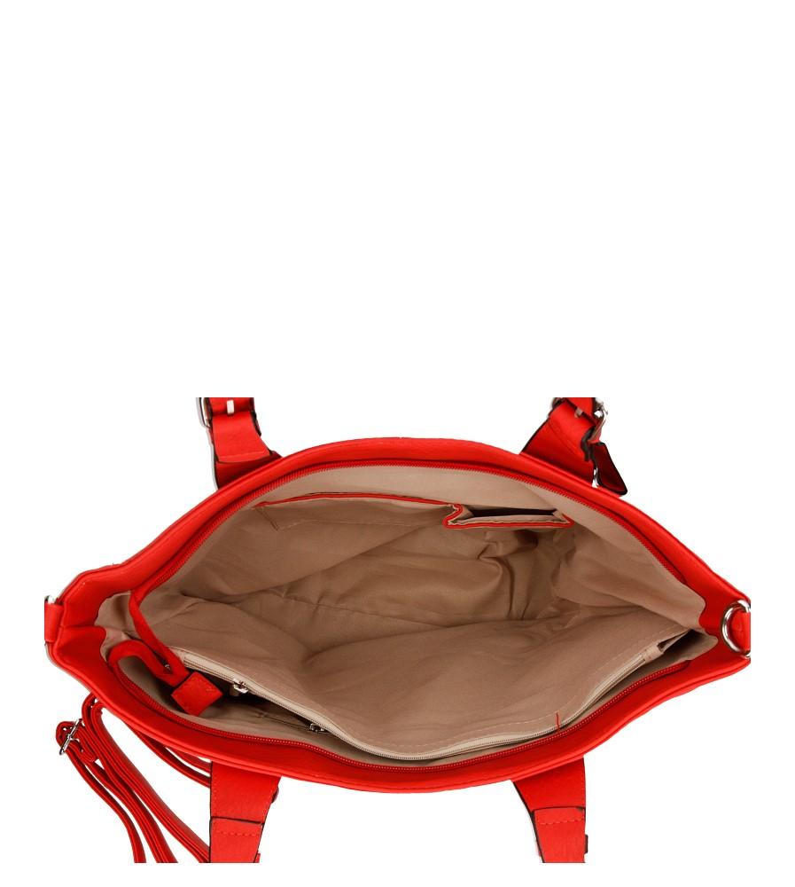 Damskie TOREBKA K92 czerwony;;