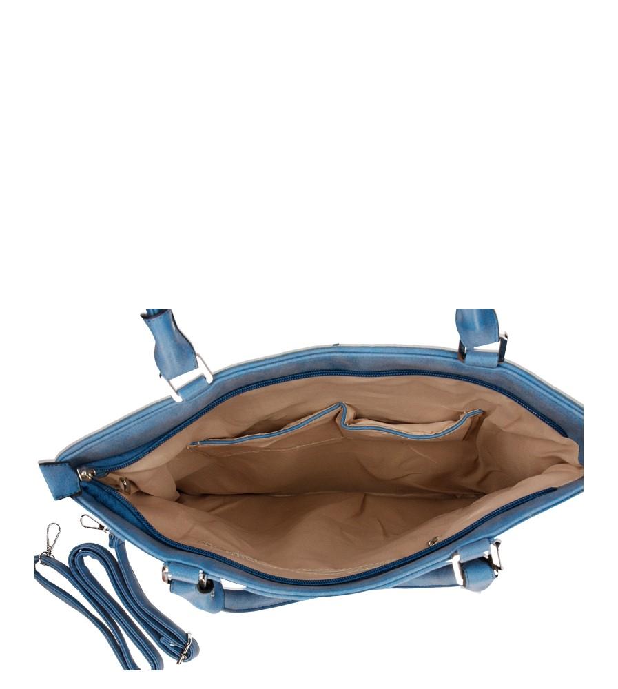 Damskie TOREBKA K63 niebieski;;