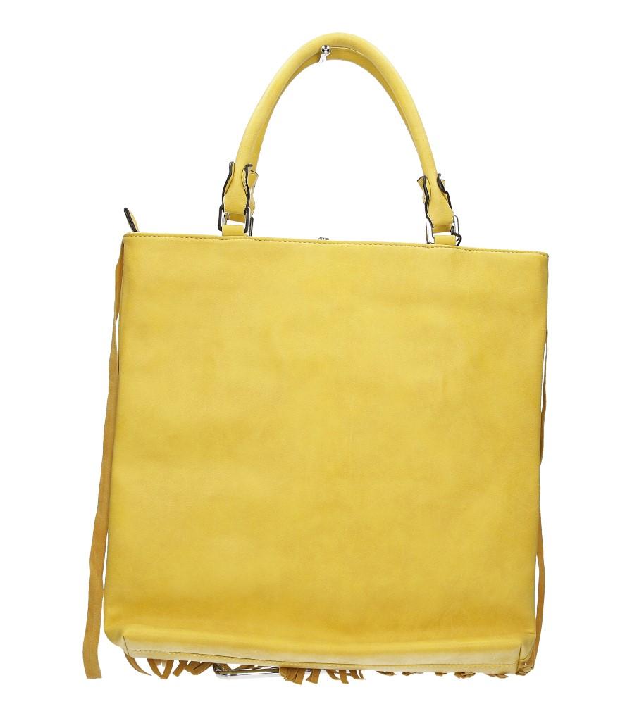 Damskie TOREBKA K63 żółty;;
