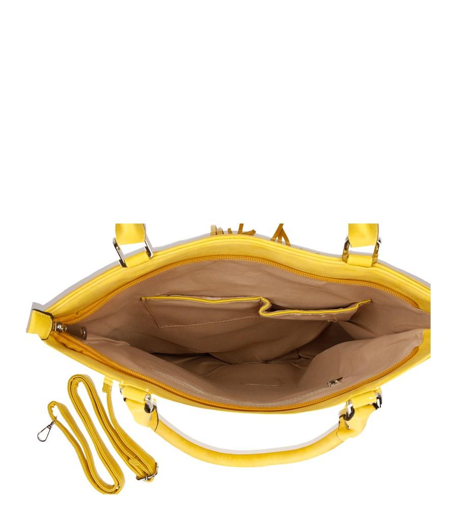 TOREBKA K63 kolor żółty