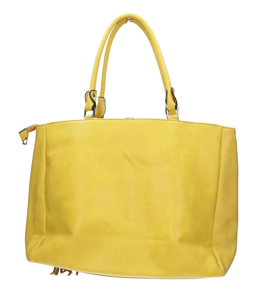 Damskie TOREBKA K111 żółty;;