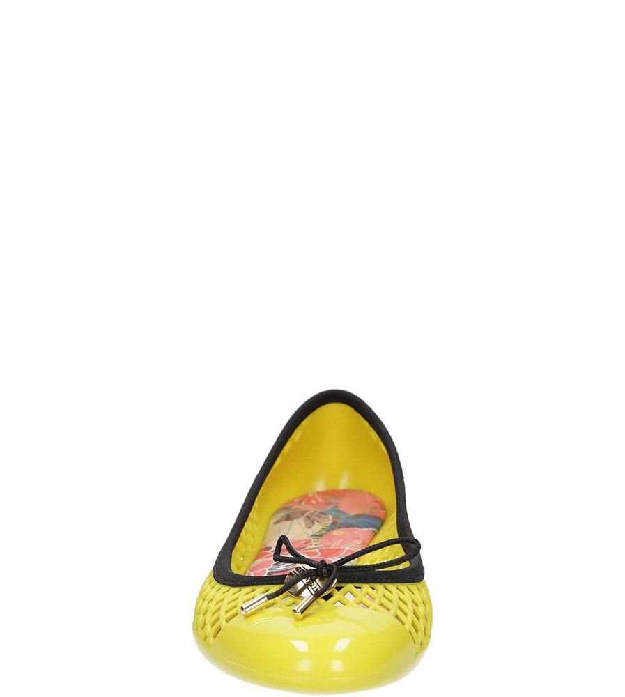 MELISKI LEMON JELLY MALU kolor żółty