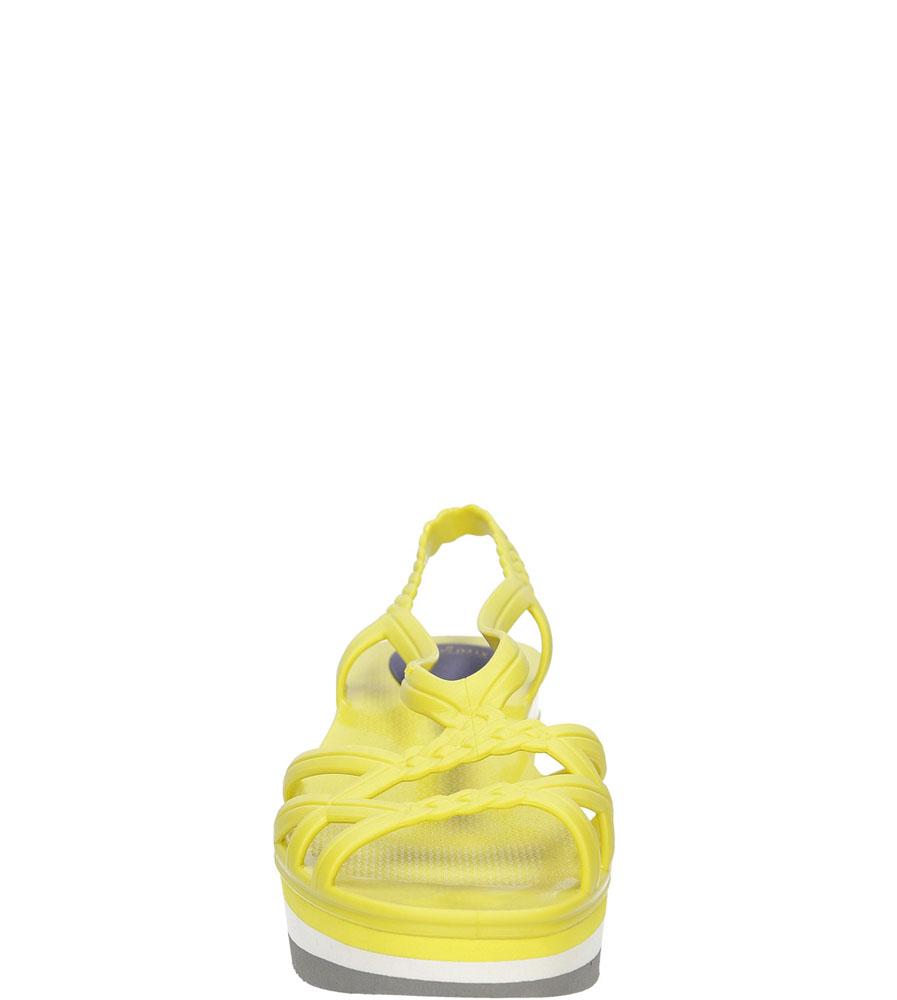 MELISKI LEMON JELLY GUBI kolor żółty