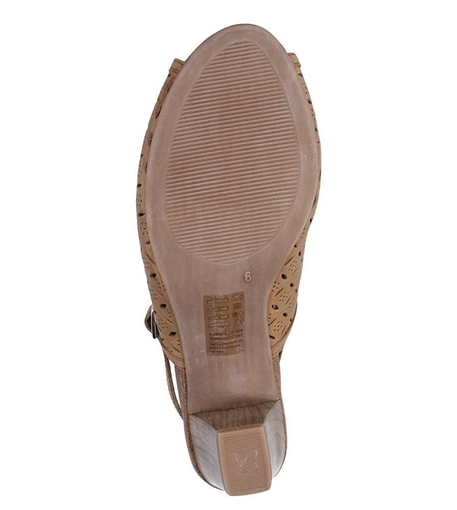 CZÓŁENKA CAPRICE 9-28309-26 wys_calkowita_buta 12 cm