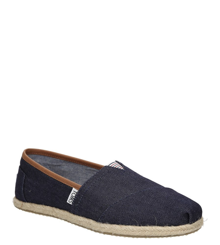 TOMSY TOMS CLASSIC 10008005 producent Toms