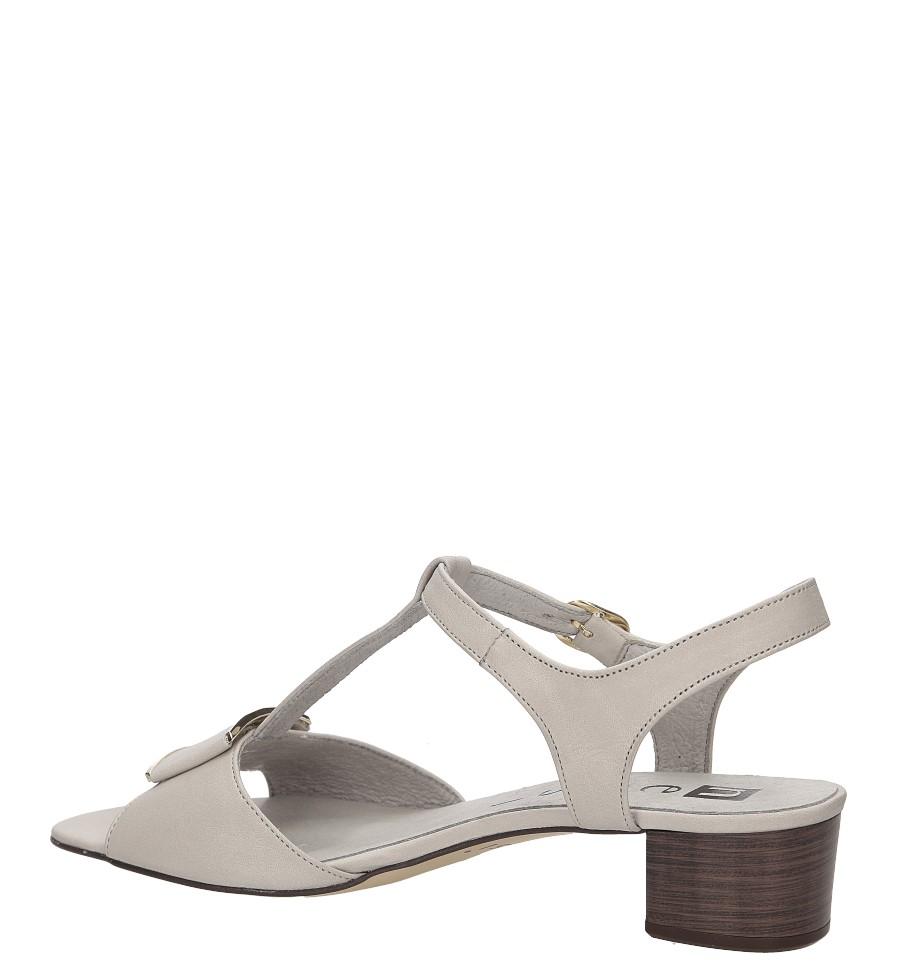Sandały skórzane na słupku Nessi 43203 wysokosc_obcasa 4 cm