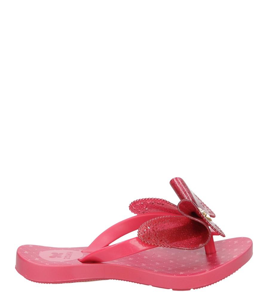 Dziecięce MELISKI ZAXY 81849 BUTTERFLY THONG KIDS różowy;;