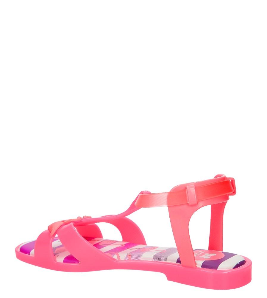 MELISKI ZAXY 81842 ZIZOU SANDAL KIDS kolor różowy
