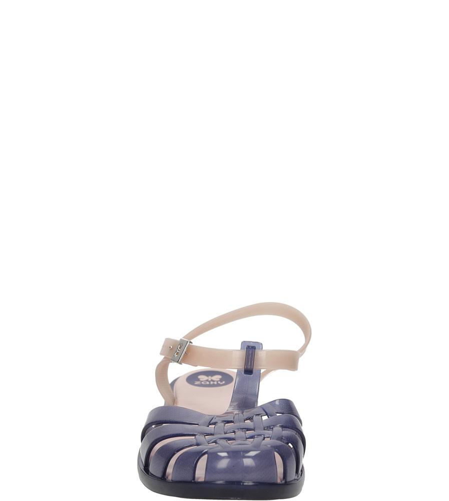 MELISKI ZAXY 81783 LIPSTICK IV FEM kolor niebieski