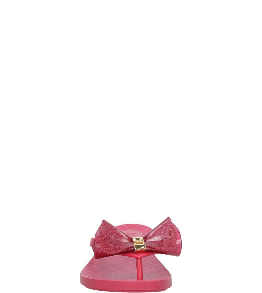 Damskie MELISKI ZAXY 81823 FRESCH BUTTERFLAY FEM różowy;;