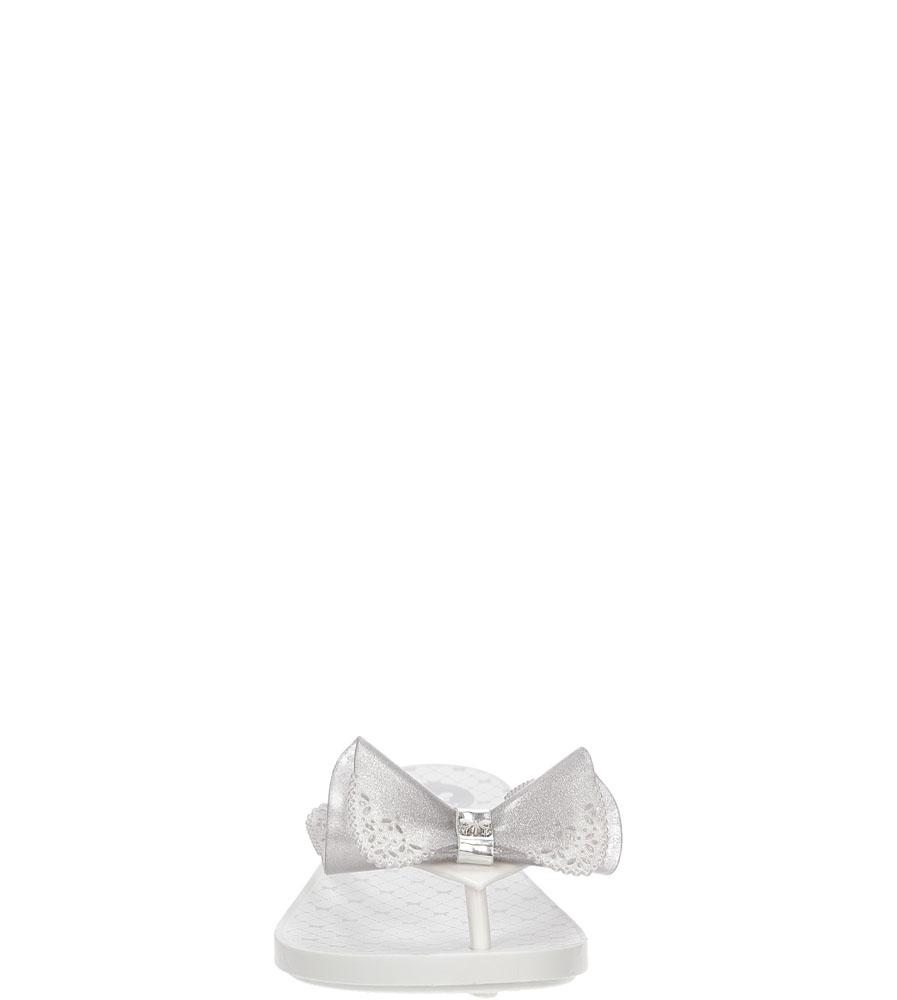 MELISKI ZAXY 81823 FRESCH BUTTERFLAY FEM kolor biały, srebrny