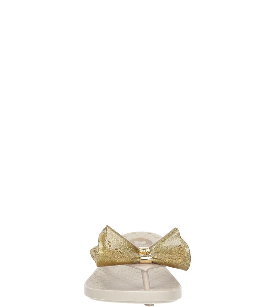 MELISKI ZAXY 81823 FRESCH BUTTERFLAY FEM kolor beżowy, złoty