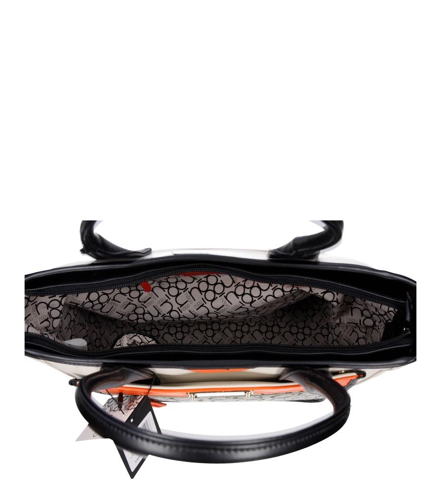 Damskie TOREBKA NOBO NBAG0980 beżowy;pomarańczowy;czarny