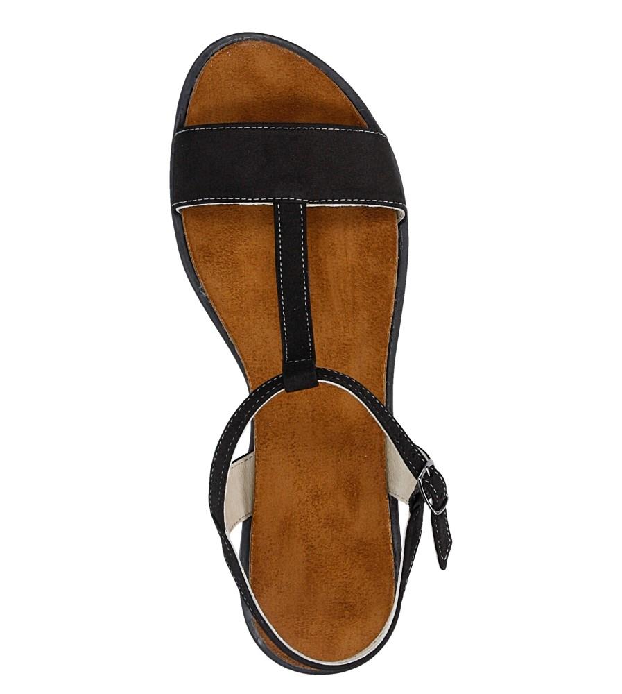 Sandały Casu 3943 wysokosc_platformy 1 cm