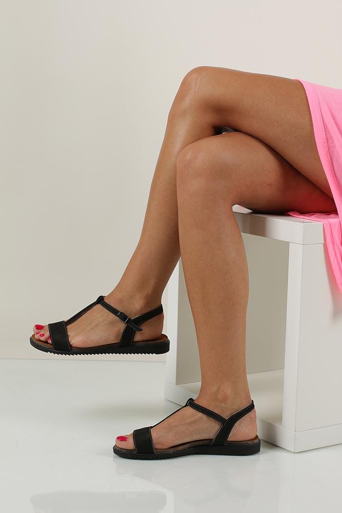 Sandały Casu 3943 wierzch skóra