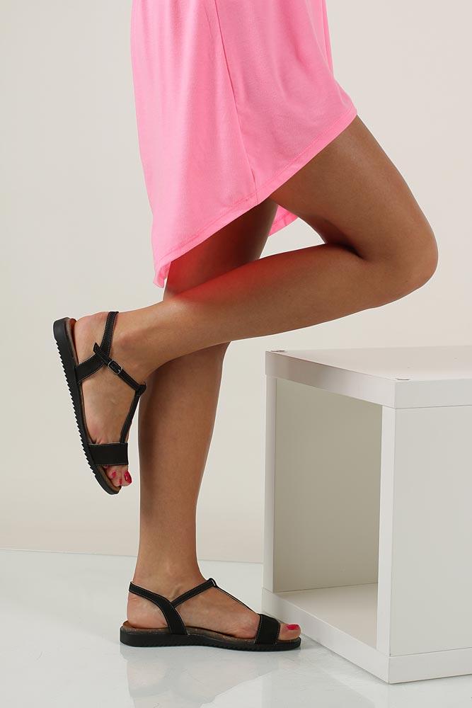 Sandały Casu 3943 material_obcasa wysokogatunkowe tworzywo