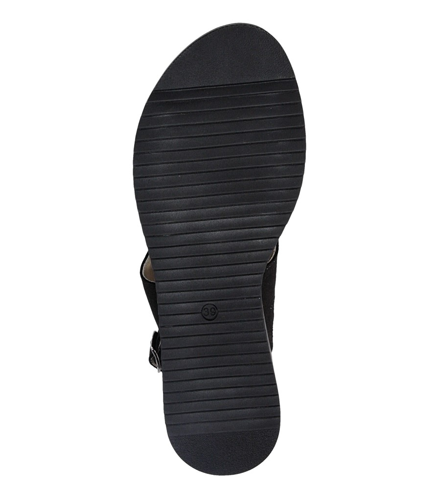 SANDAŁY CASU 3921 wys_calkowita_buta 10 cm