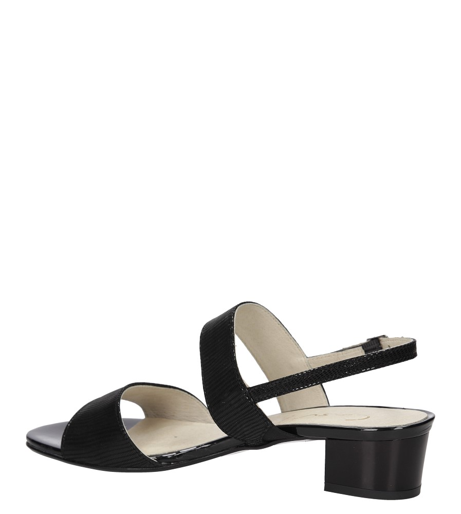 Sandały Casu 3447 kolor czarny