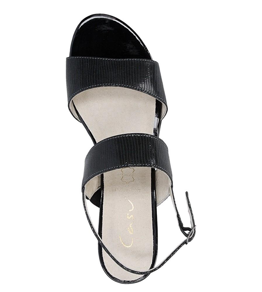 Sandały Casu 3447 wysokosc_obcasa 4 cm