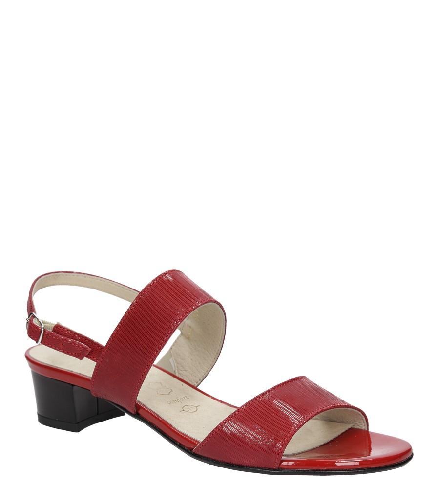 Sandały Casu 3447 producent Casu