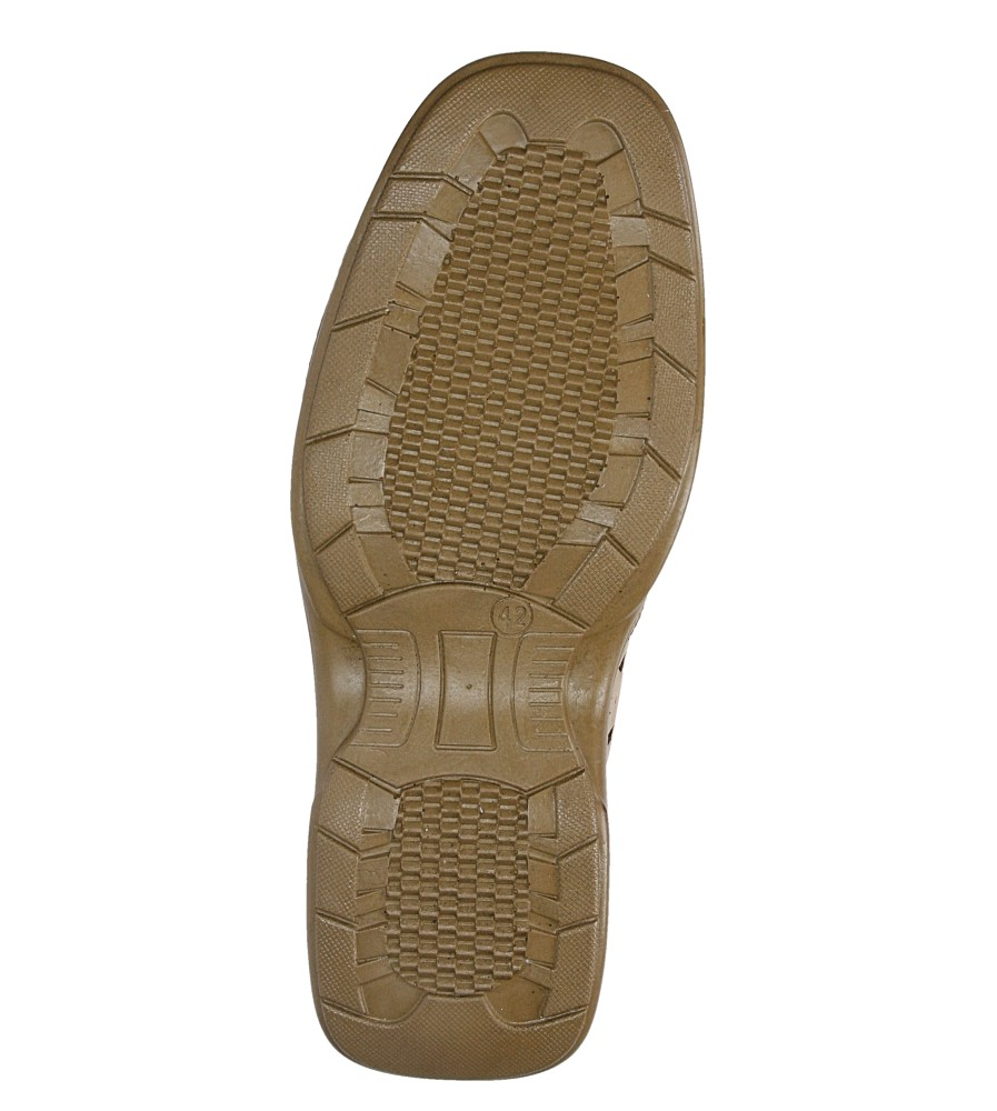 PÓŁBUTY CASU H9609 wys_calkowita_buta 11 cm