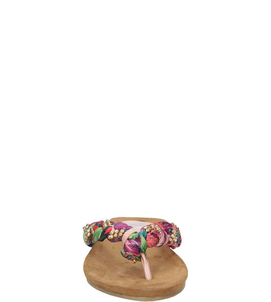 Damskie JAPONKI ROCK SPRING HERBA różowy;fioletowy;multikolor