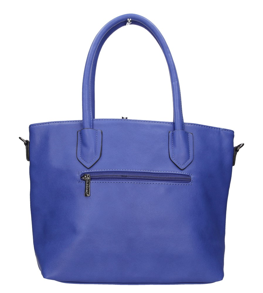 Damskie TOREBKA E6114 niebieski;;