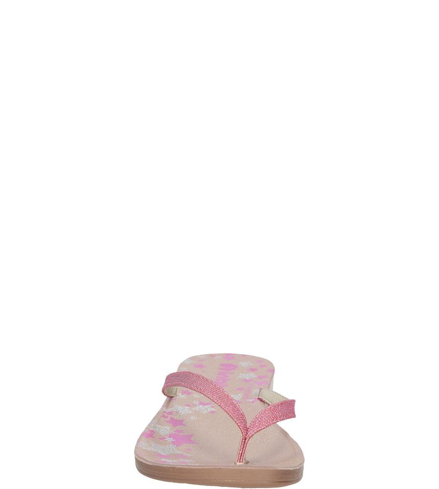 Damskie JAPONKI INBLU IR000050 różowy;;