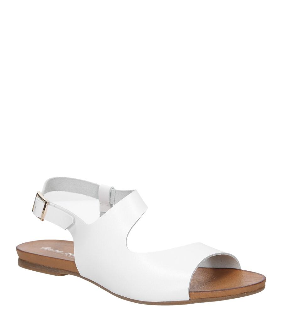 Sandały skórzane Casu 1116