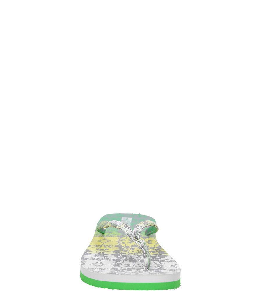Damskie JAPONKI BIG STAR U274977 zielony;;