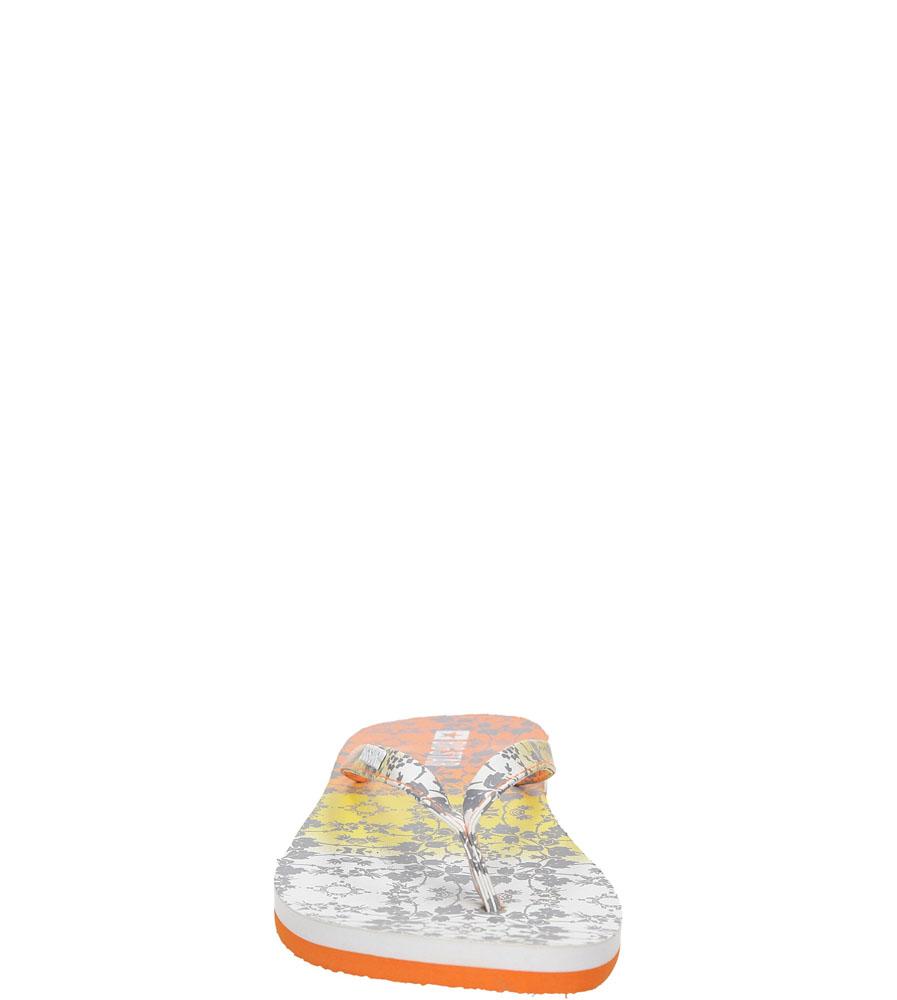 Damskie JAPONKI BIG STAR U274980 pomarańczowy;;