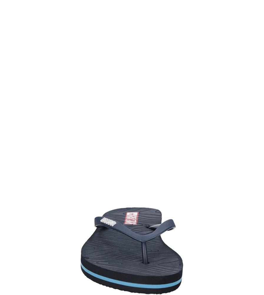Damskie JAPONKI BIG STAR U27498 niebieski;;