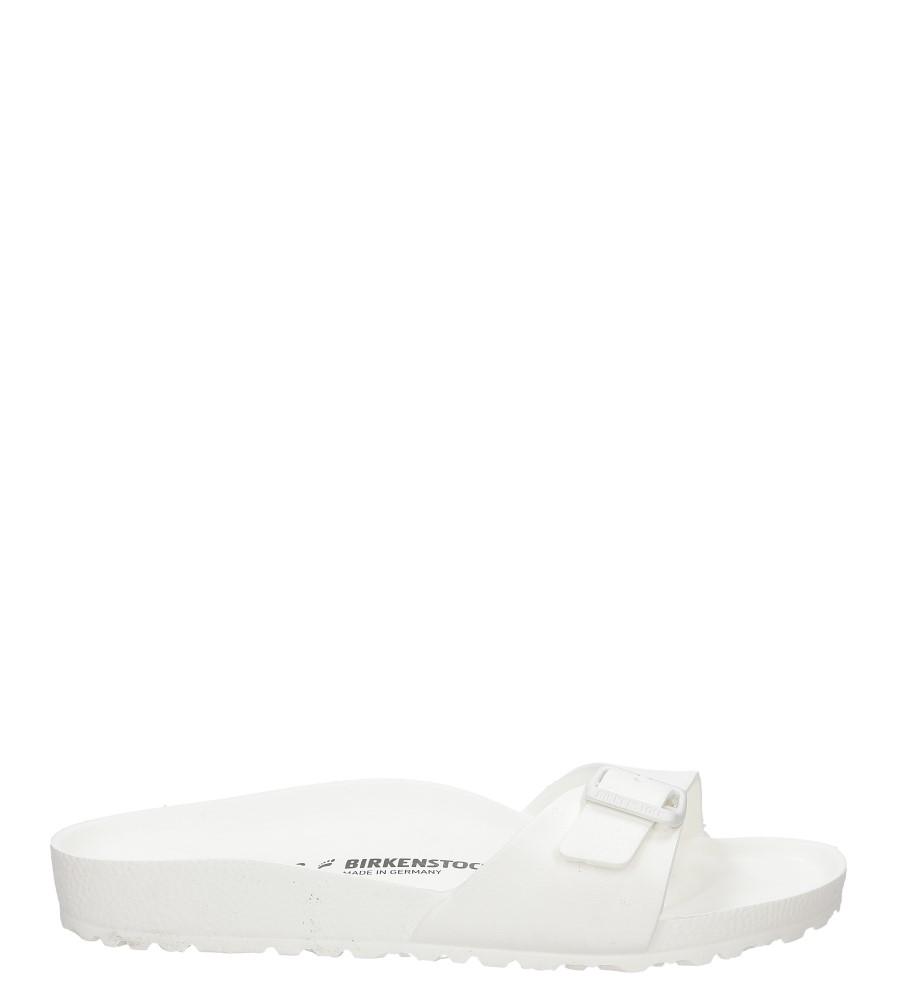 Damskie KLAPKI BIRKENSTOCK 0128183 biały;;