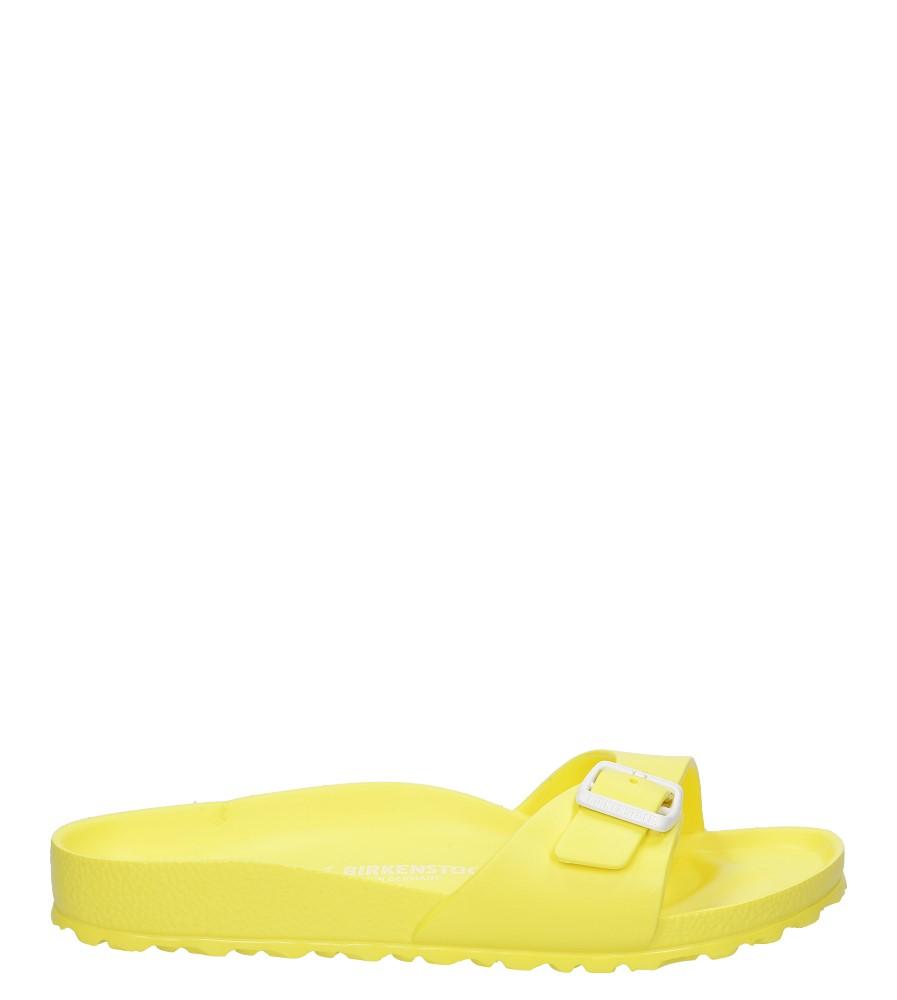 Damskie KLAPKI BIRKENSTOCK 0128313 żółty;;
