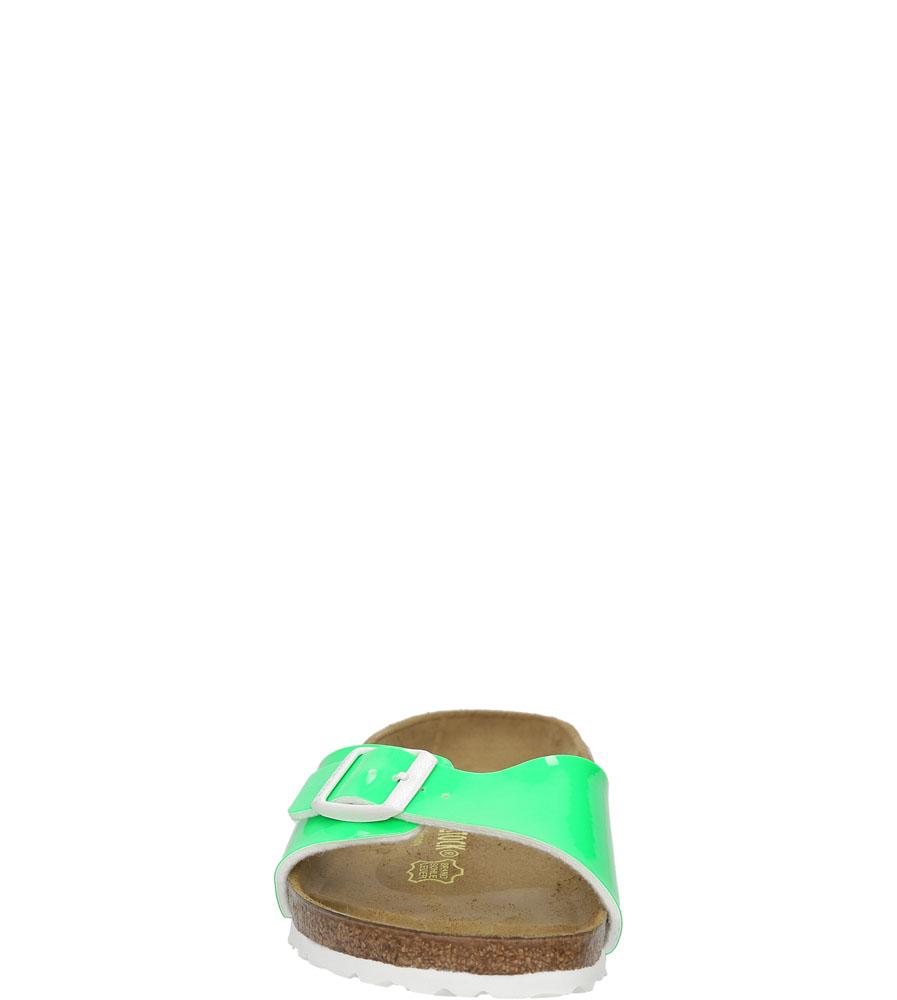 Damskie KLAPKI BIRKENSTOCK 0439853 zielony;;