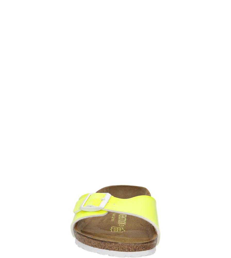 Damskie KLAPKI BIRKENSTOCK 0439843 żółty;;