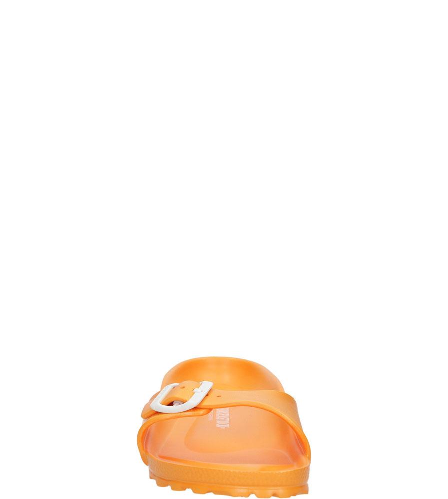 KLAPKI BIRKENSTOCK 0128323 kolor pomarańczowy