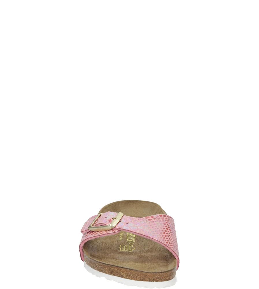 Damskie KLAPKI BIRKENSTOCK 0439903 różowy;;