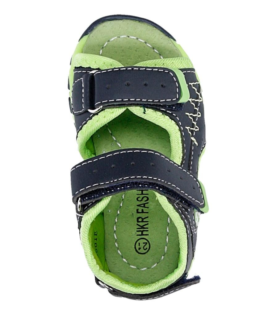 Dziecięce SANDAŁY 1S-DY86001E niebieski;zielony;