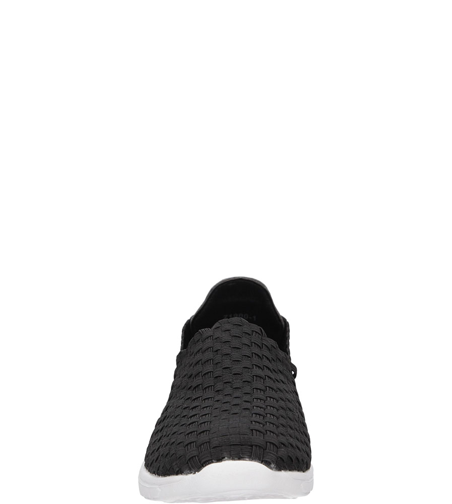 SPORTOWE CASU 21900-1 kolor czarny