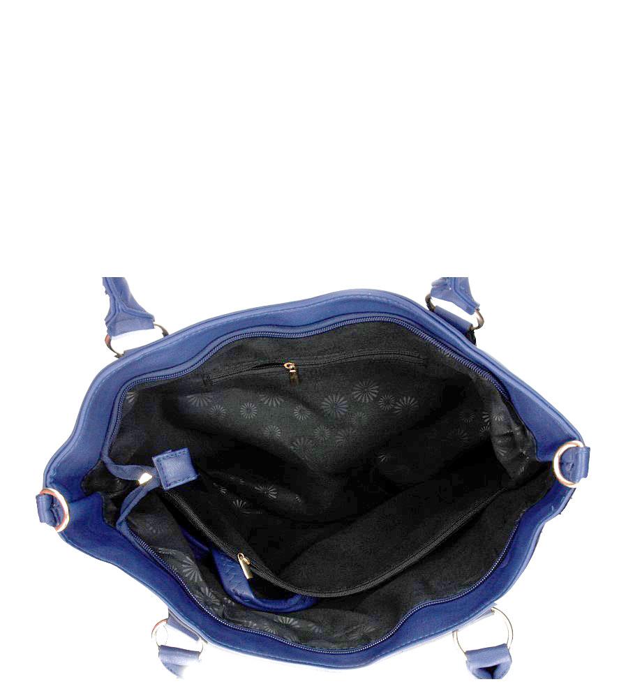 Damskie TOREBKA C705 niebieski;;