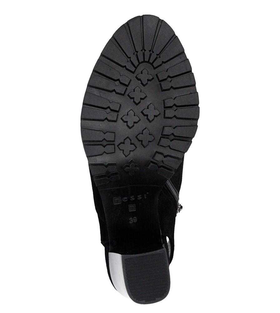SANDAŁY NESSI 82106 wys_calkowita_buta 15 cm