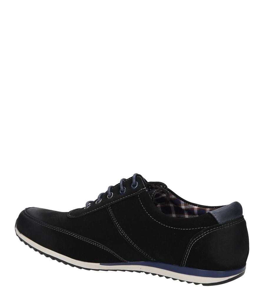 PÓŁBUTY CASU MXC320 kolor czarny, niebieski