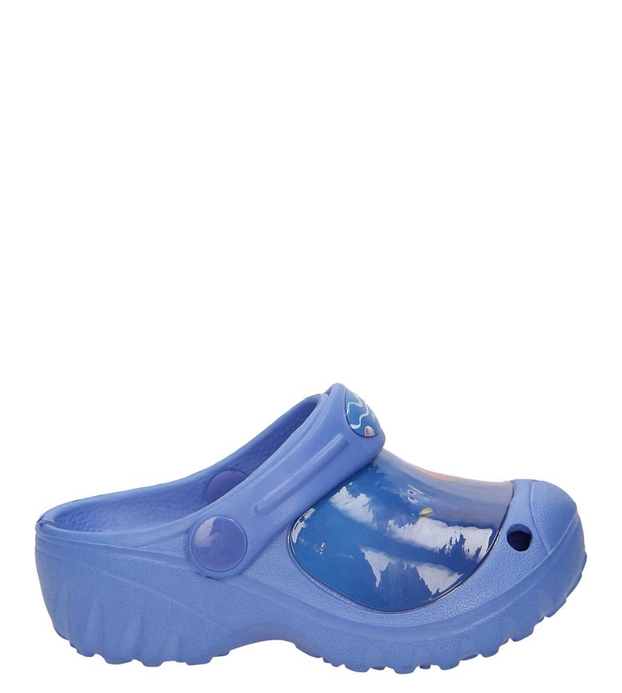 KLAPKI KONDOR NCRFD02 niebieski